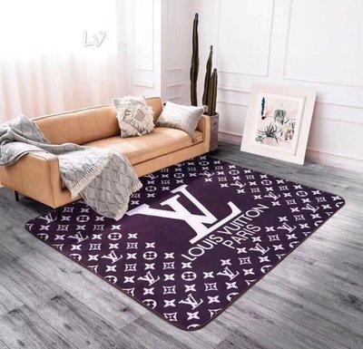 奢持品地墊地毯雙C風單層絨毯地墊附包裝...