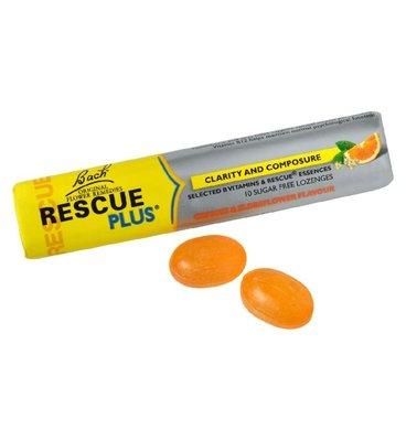?【現貨不用等】英國原裝 Bach 巴哈花精 急救活力花精糖 柳橙接骨木10顆裝