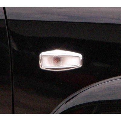 【JR佳睿精品】2001-2008 Hyundai 現代 GETZ 鍍鉻 方向燈 燈框 側燈框 電鍍 改裝 配件