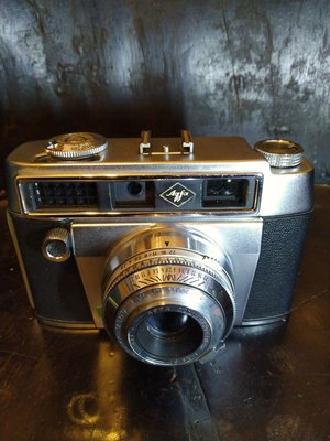 Agfa super silette -L 古董底片相機