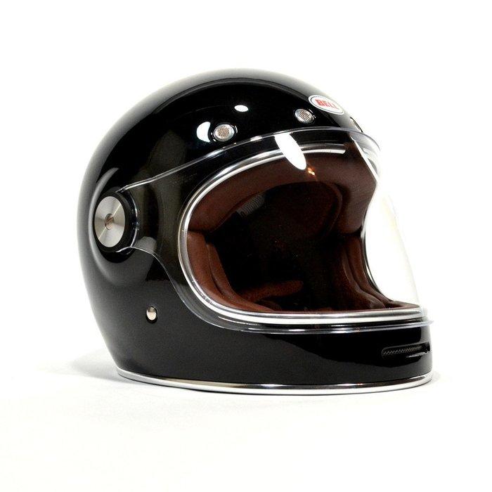 (I LOVE樂多)美國Bullitt Solid Black全罩安全帽 樂高帽 全車種風格搭配