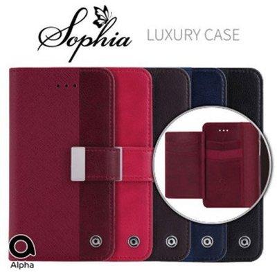 韓國 SB 雙色磁釦皮套 手機殼│S7 Edge S8 S9 Plus│z8132