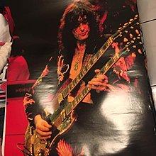 C-27 *進口海報 Led Zeppelin jimmy page  60 x 90 cm
