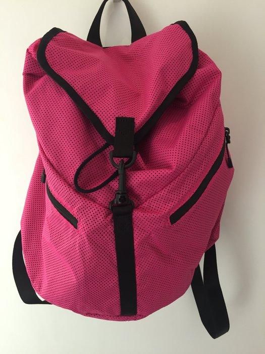 NIKE AZEDA 小背包 後背包 BACKPACK 桃紅 黑 輕巧 可愛風 健身 BA4930-616 請先詢問庫存