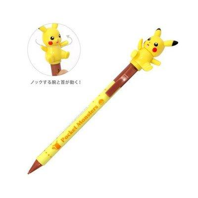 尼德斯Nydus~* 日本正版 寶可夢 神奇寶貝Pokemon  皮卡丘 娃娃 公仔 原子筆  黑 18cm