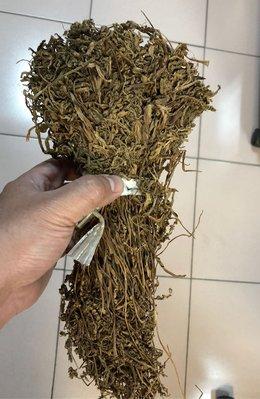 綬草、清明草、盤龍參、盤龍蔘、青龍抱柱,圖片是乾燥的狀態