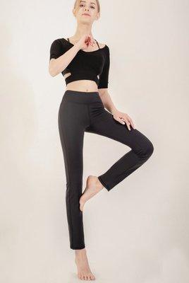 【艾利洋行】 ( TrueFoxy ) Straight Yoga Pants 瑜珈褲/韻律褲/瘦身褲