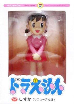 日本正版 Medicom Toy VCD 哆啦A夢 靜香 再版 模型 公仔 日本代購