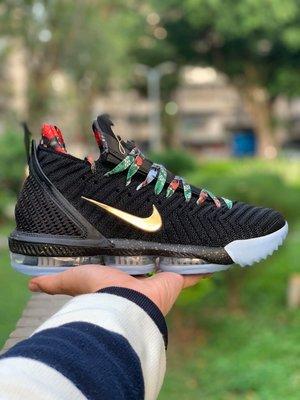 【Basa Sneaker】Nike LeBron 16 KC Watch The Throne CI1517-001