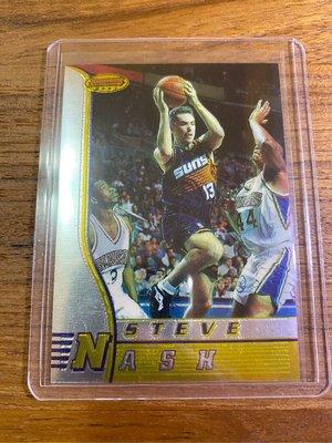 1996-97 Bowman's Best Steve Nash Rookie Card RC #R18