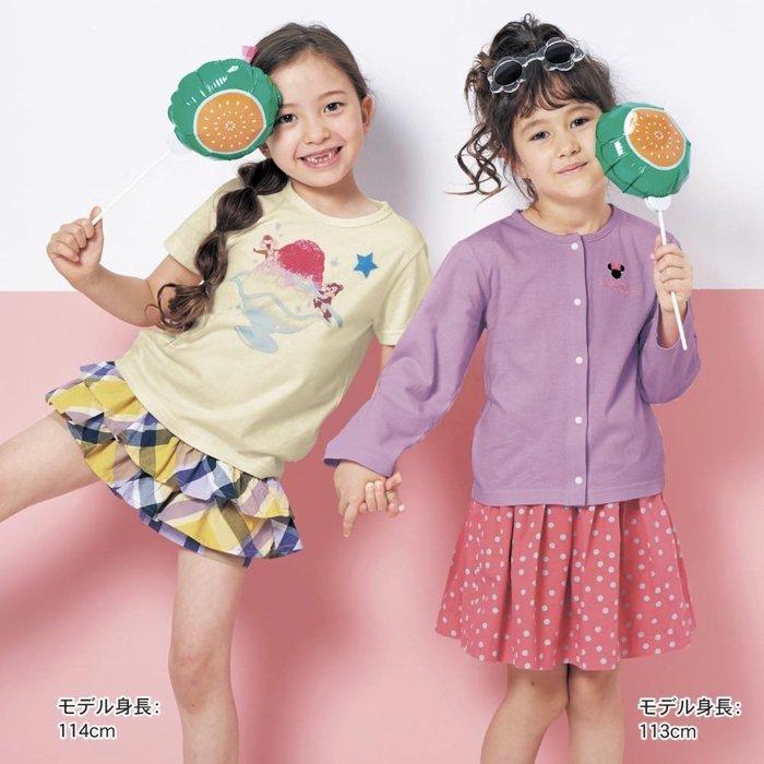 Co媽日本精品代購 預購 日本 正版 迪士尼 最新 米妮 純棉 涼爽 抗UV 防曬外套 童裝 90~140