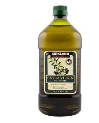 (漾霓)-代購~2罐優惠~Kirkland Signature科克蘭 冷壓初榨橄欖油 每罐2公升-1058619(代購商