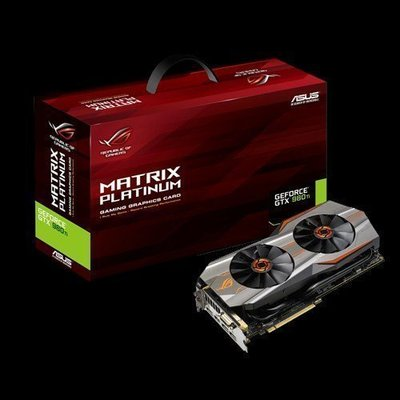 【歐多邁】@ASUS 華碩 ROG MATRIX-GTX980TI-P-6GD5-GAMING 顯示卡