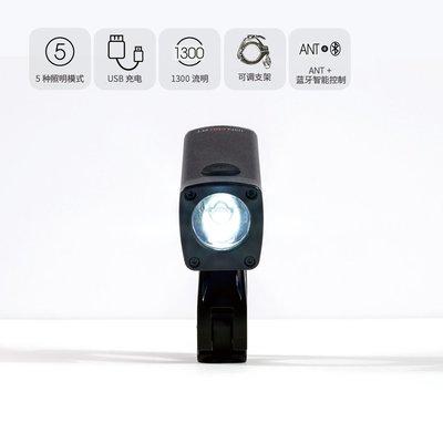 車燈改裝TREK崔克Bontrager Ion Pro RT充電LED單車自行車燈日夜騎前車燈