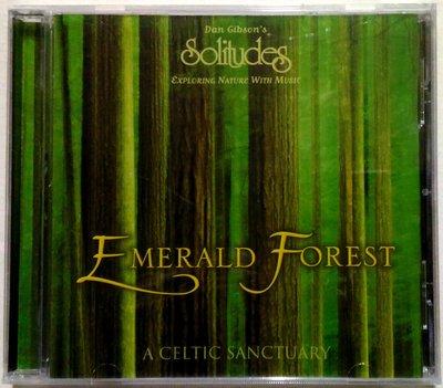 發燒強片 / 丹吉布森 Dan Gibson / 翡翠森林 Emerald Forest / Solitudes 出版 / 加拿大原裝 破盤價 全新未拆