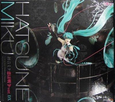日本正版 GSC 初音未來 MIKU 戀愛戰爭 DX 再版 1/8 模型 公仔 日本代購