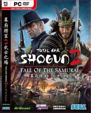 PCGAME-Total War:Shogun 2-Fall of the Samurai 幕府將軍2武士之殤(英文版)