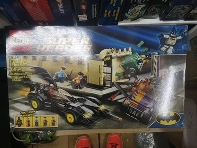 100% New 全新 LEGO DC Super Heroes 6864 - Batmobile and the Two-Face Chase
