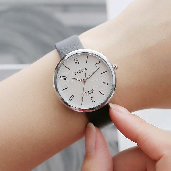 888利是鋪-糖果色簡約三針手表 男女通用圓表盤石英表 尼龍帶金屬表殼手表#手錶