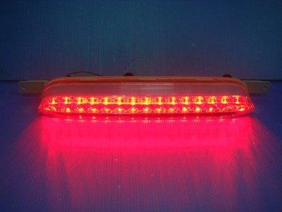 小亞車燈╠ 全新 原廠 TOYOTA WISH 後擾流板 LED 剎車燈
