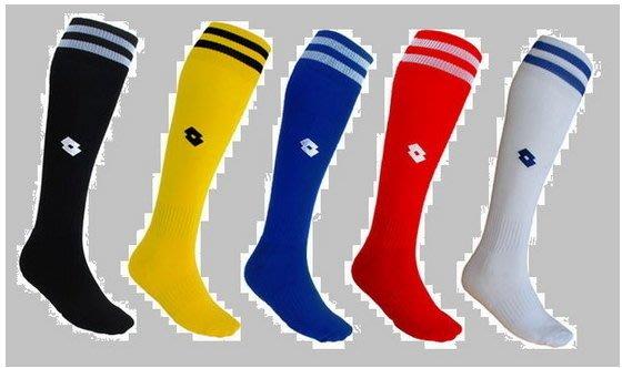 [迦勒=] 專業 LOTTO 義大利 兒童 足球襪 19~21cm   一次購兩雙  特價 380