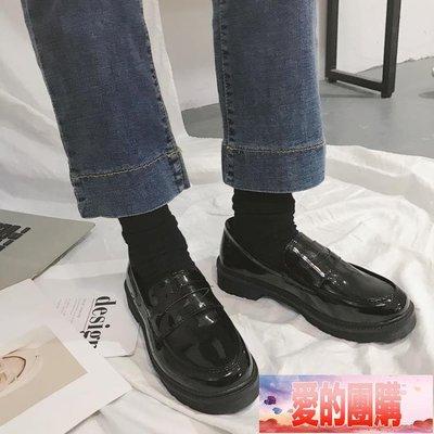 娃娃鞋 ulzzang軟妹英倫學院風c...