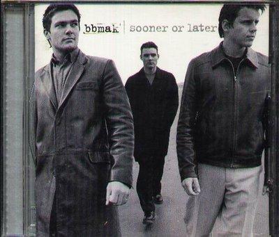 八八 - BBmak - Sooner Or Later - 日版 CD