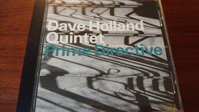 Dave Holland Quintet Prime Directive  經典ecm cd爵士古典發燒錄音盤寂靜以外最美的聲音罕見絕版品版ECM1698