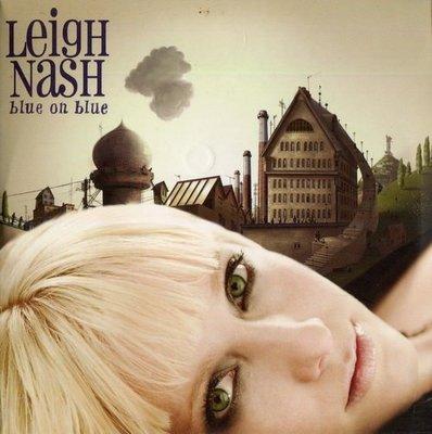 《絕版專賣》前衛花園 Leigh Nash 蓮兒 / Blue On Blue 湛藍 (公播片)