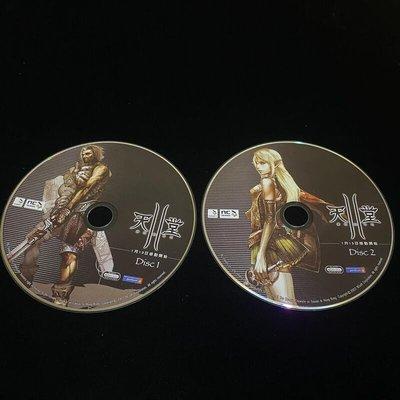 二手 裸片 PC GAME 天堂 II Online / 吉恩立 / 網路遊戲 線上遊戲 2 lo