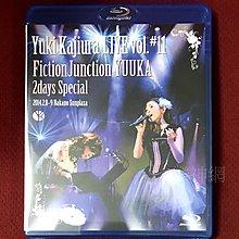 梶浦由記Yuki Kajiura LIVE vol.#11 FictionJunction 日版藍光Blu-ray BD