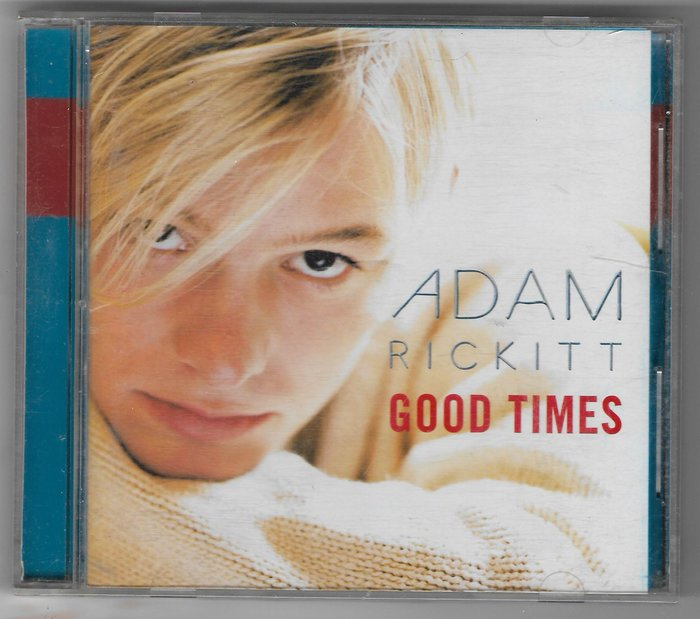 ADAM  RICKITT / GOOD TIMES / Everything My Heart Desires /二手