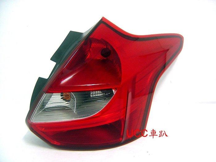 【UCC車趴】FORD 福特 FOCUS 12 13 14-16 MK3 5D 原廠型 紅白尾燈 TYC製一邊1200