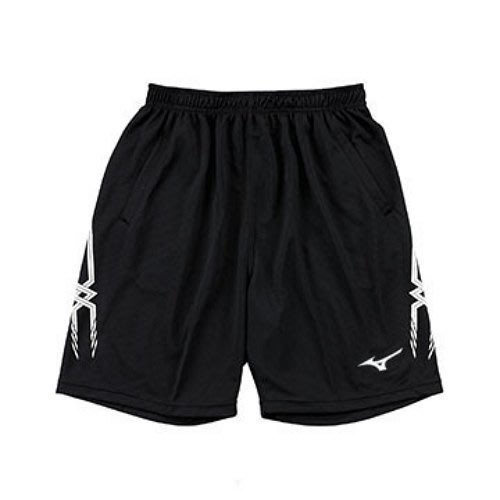 [迦勒=] (B6) MIZUNO 美津濃 運動系列 男排球褲 短褲 (長版) V2TB7A0609  黑