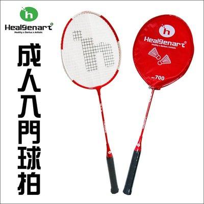 【Treewalker露遊】成人入門球拍  附拍套 初學者羽毛球拍  平日休閒活動 親子最佳運動  輕量新款