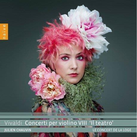 韋瓦第:小提琴協奏曲第八集(劇院) / 朱利安修方---OP30585