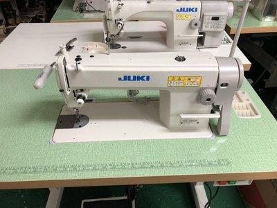 全新 日本製 JUKI DDL-5550N 工業用 縫紉機 普通 平車 針車 SHOKEI 伺服無聲馬達 LED燈 車燈