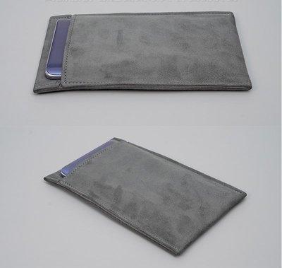 Melkco 2免運雙層絨布套 Apple蘋果 iPhone SE 2020 深灰 絨布袋手機袋手機套保護袋保護套收納袋
