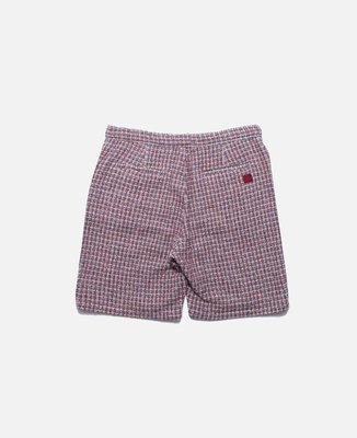 (A.B.E)CLOT COUNCIL DRAWSTRING SHORTS