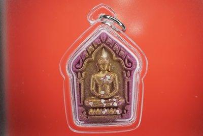 「還願佛牌」泰國 佛牌 龍婆壯 坤平 派古曼更也 含 圖鑑 紫版 特別版