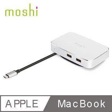 Moshi Symbus USB-C多功能擴充基座 筆電轉接 工作站 電腦轉接