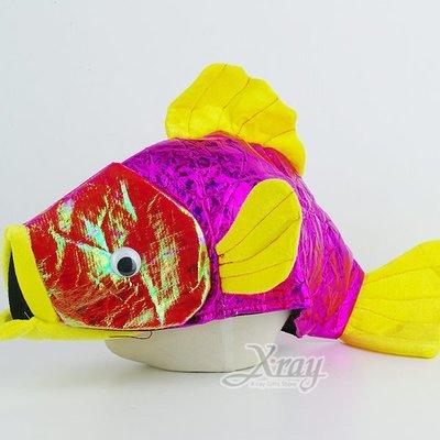 小丑魚動物帽,鯉魚動物造型帽/聖誕節Party/角色扮演/化妝舞會/表演造型,X射線【W634604】