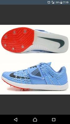 Nike Zoom TJ Elite Track Triple Jump跳遠,三級跳鞋