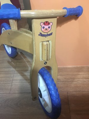 木製滑步車 二手Jimmybear