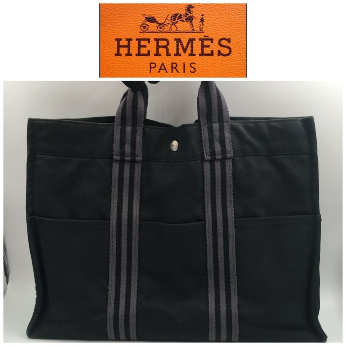 【皮老闆二店】二手真品 Hermes 手提包 O204
