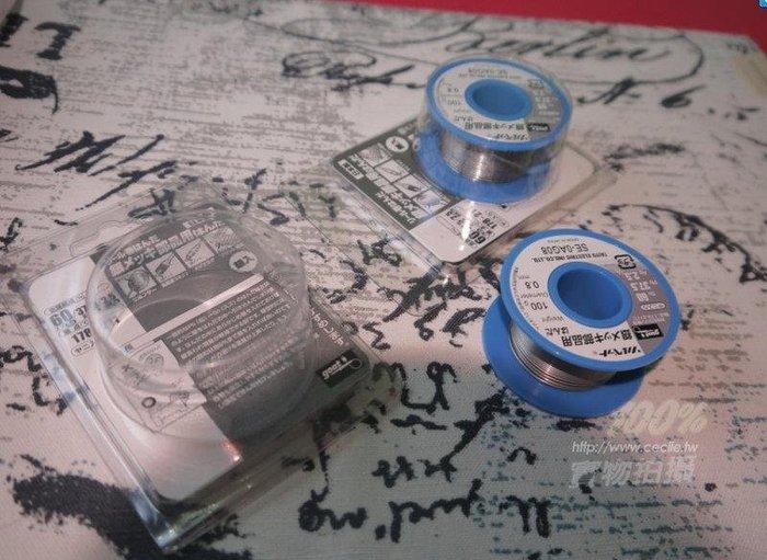 「Cecile音樂坊」待預訂~日本製goot含銀焊錫 銀錫 含銀2.5% 60cm散賣 超好焊~焊插針 焊耳機