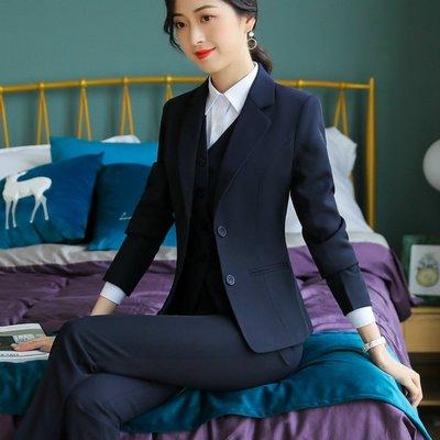 女小西服外套短款黑色西裝外套女職業裝套裝單件小個子面試正裝小西服上衣修身