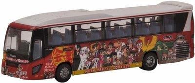 TOMYTEC 267225 會津巴士手塚治虫漫画家出道70周年纪念号 模型巴士