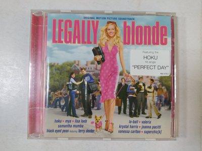 昀嫣音樂(CD42)  music from the motion picture LEGALLYblonde 片況如圖