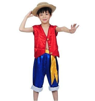 舞韻wuyun舞蹈戲劇表演服裝出租衣~魯夫喬巴卡通動漫/萬聖節/聖誕節/角色扮演/派對/兒童造型服